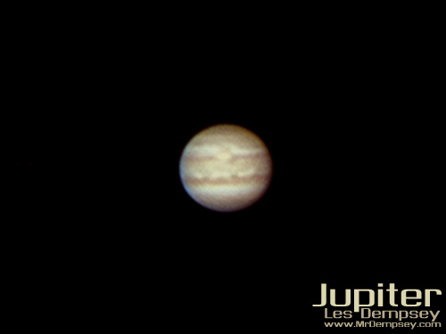 Jupiter - My First Registax
