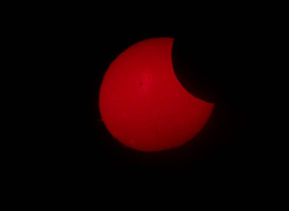 23014 Solar Eclipse