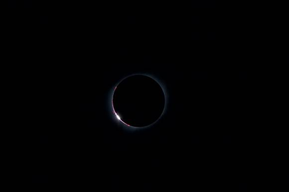 Eclipse 2017 C3 Diamond Ring + p