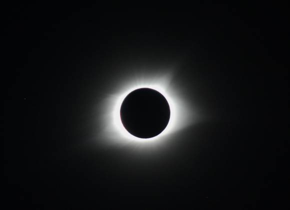 Totality from Gallatin TN